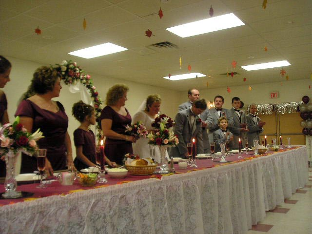 wedding reception ideas and decorations-koppenhaver James Sherrie Haas