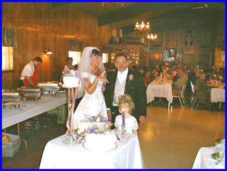 wedding reception-miller