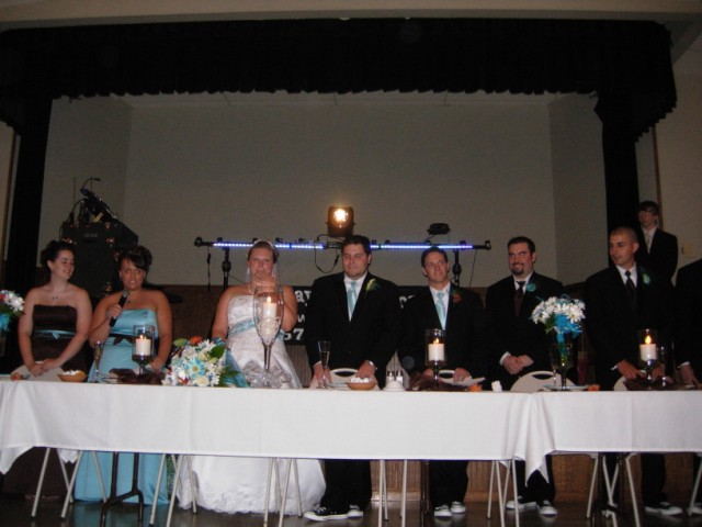 jed richardson and courtney faust wedding