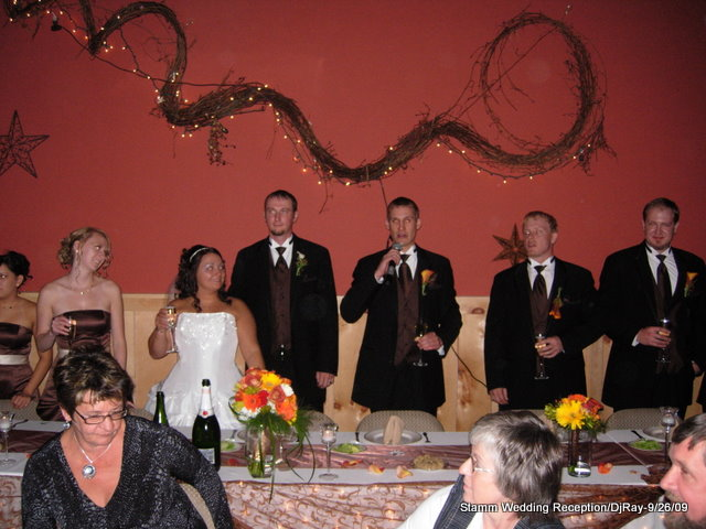 jed stamm and courtney faust wedding
