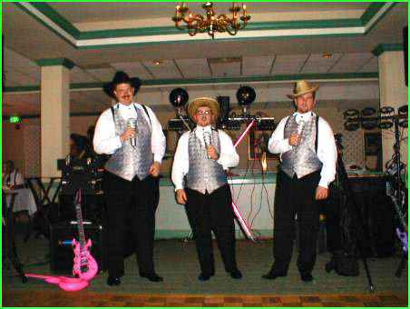 wedding disc jockeys