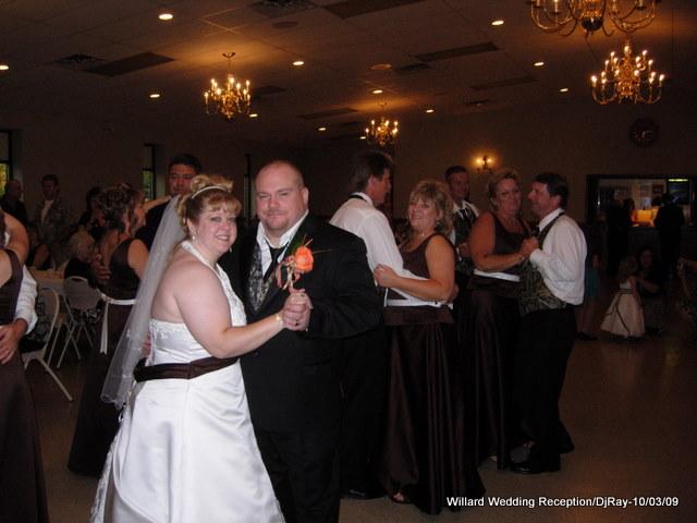 dan willard and terri wedding