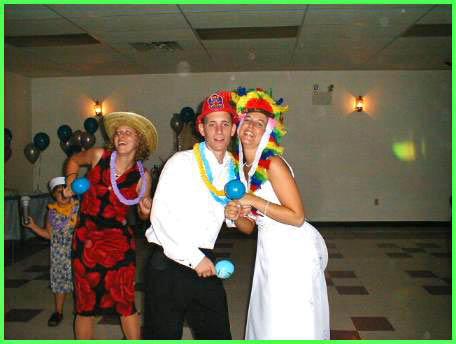 wedding disc jockeys